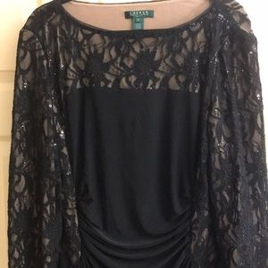 BNWT Black cocktail dress